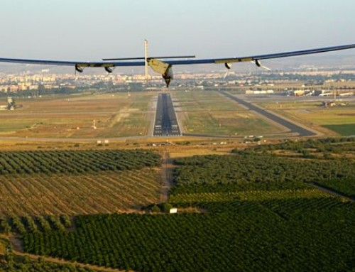 Solar Impulse Completes Atlantic Crossing