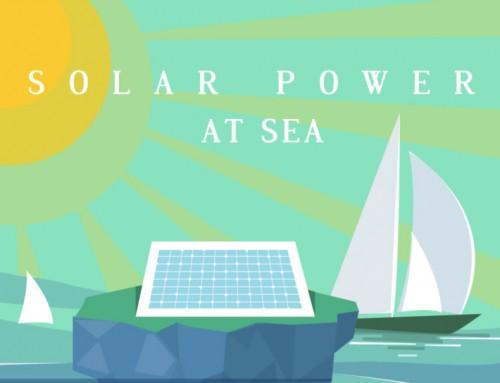 Solar Power at Sea