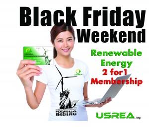 Black Friday at USREA