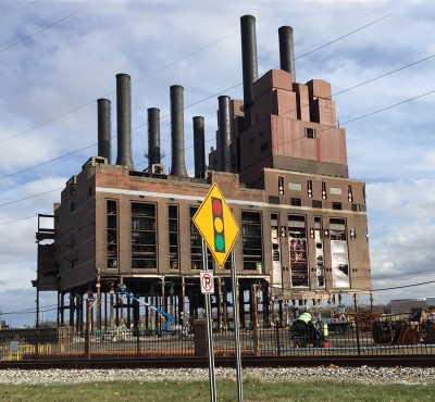 Coal Power Plant Marysville